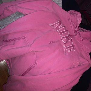 pink vintage nike!